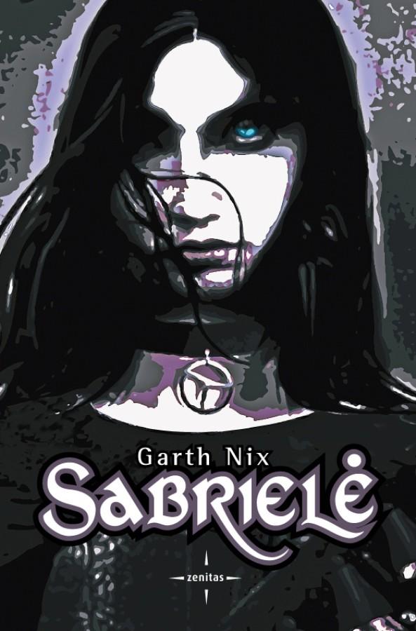 """Garth Nix """"Sabrielė"""""""